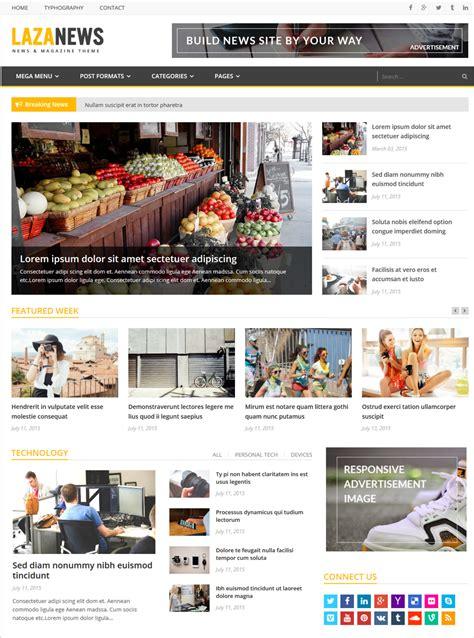 theme wordpress viewport viewport responsive magazine wordpress theme download