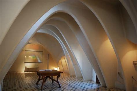 beautiful curved lines    interior  casa batllo photo