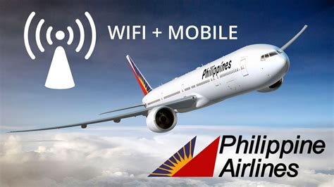 t mobile airline wifi philippine airlines introduces in flight wifi and mobile connectivity