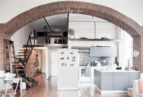 Come Abbellire Un Arco by Decorare Casa Con I Mattoni A Vista Foto Design Mag