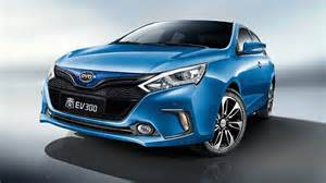 Electric Cars China Byd China Electric Car Sales Up 188 Still Dominated By Byd