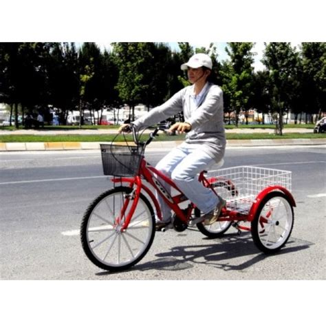 tekerlekli sepetli kargo bisikleti mobil platform