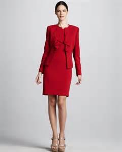 Galerry sheath dress and blazer