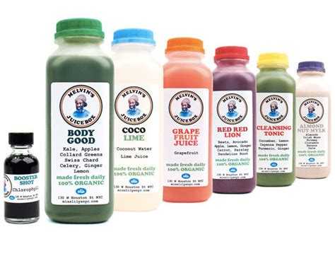 Best Detox Juice Brands by Two Of The Moment New York Juice Brands Debut Cleanses