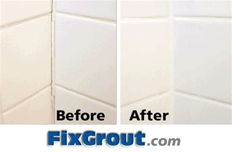how to repair bathroom grout tile grout cleaning fixgrout com