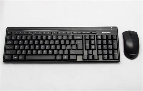 Keyboard Mouse Wireless Lenovo lenovo wireless keyboard mouse