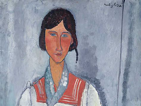 modigliani woman with a image gallery modigliani kardashian