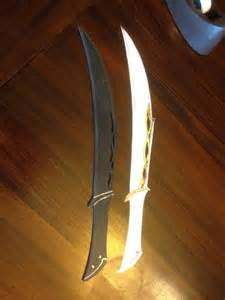 tauriel s daggers wip4 everything looks in order on to