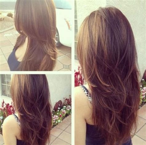 love the layers not a good cut for someone with very thin long layers haircut beauty pinterest love this