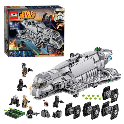 Lego 75106 Starwars Imperial Assault Carrier lego wars 75106 imperial assault carrier kopen lobbes nl