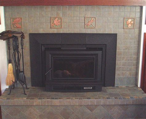 craftsman fireplace tile craftsman fireplace tile craftsman living room other
