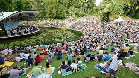 Concert Botanic Gardens Nparks Concert Series In The Park Rockestra Tickikids Singapore