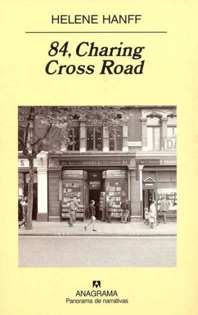 84 charing cross road b00v74rsty 84 charing cross road by helene hanff paperback barnes noble 174
