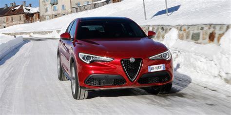Fiat Alfa Romeo by Alfa Romeo Stelvio Press Releases Fiat Chrysler