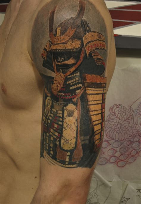 tattoo royale samurai
