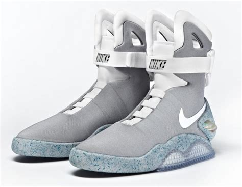 back to the future basketball shoes self lacing nike air mag could be a reality in 2015
