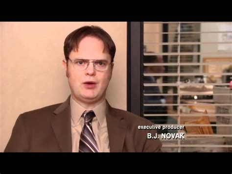 Dwight Office Quotes by Funniest Dwight Schrute Quote