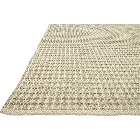 Caleta Coastal Natural Beige Medallion Outdoor Rug 5x7 6 Outdoor Rug 5x7