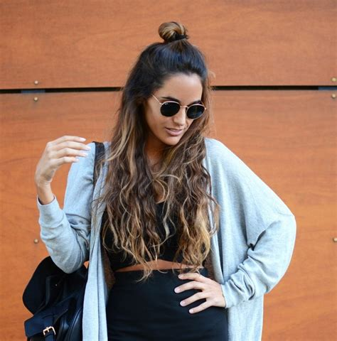 how to do hairstyle trend half up top knot be modish