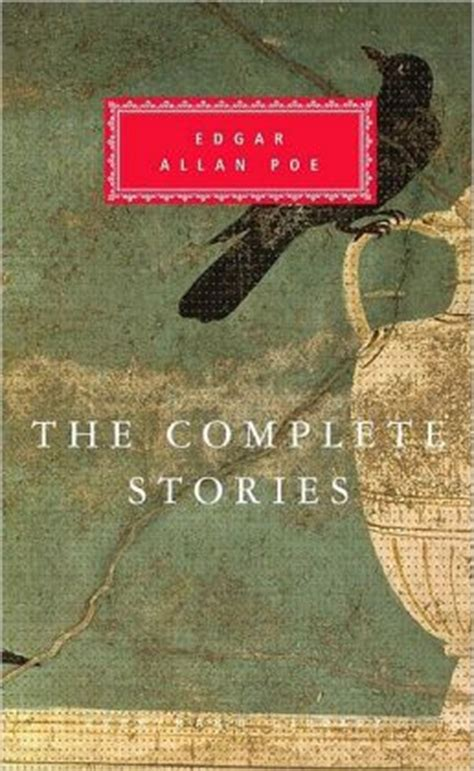 the complete stories everyman s library by edgar allan poe 9780679417408 hardcover