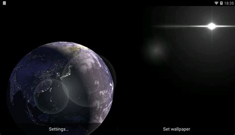 earth live wallpaper android download earth satellite live wallpaper android apps on google play