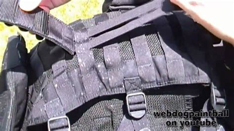 how to make molle gear how to attach gear to a molle vest