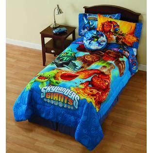skylander bedding skylanders giants boy s comforter for a giant size sleep
