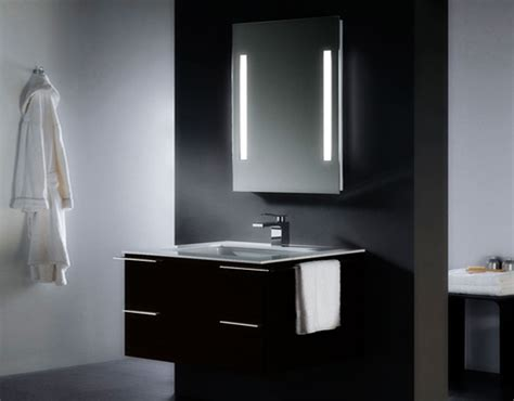 Bathroom Vanity Mirrors And Lights Bathroom Vanity Set With Lighted Mirrors Furniture Ideas Deltaangelgroup