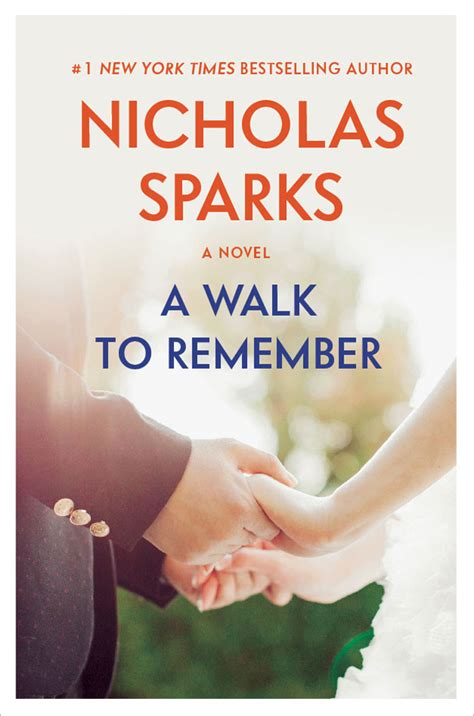 remember books nicholas sparks a walk to remember