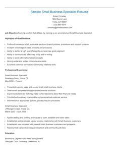Small Business Specialist Sle Resume by Retail Management Trainee Resume Sle Resume Sles Resame Retail Resume