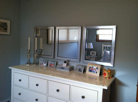 mirror over dresser ideas 17 best images about above the dresser on