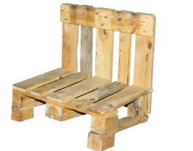 stuhl bauen bauanleitung stuhl aus europaletten selbst bauen