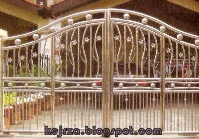 Grendel Pintu Pagar katalog pintu pagar stainless steel 2015 home design ideas