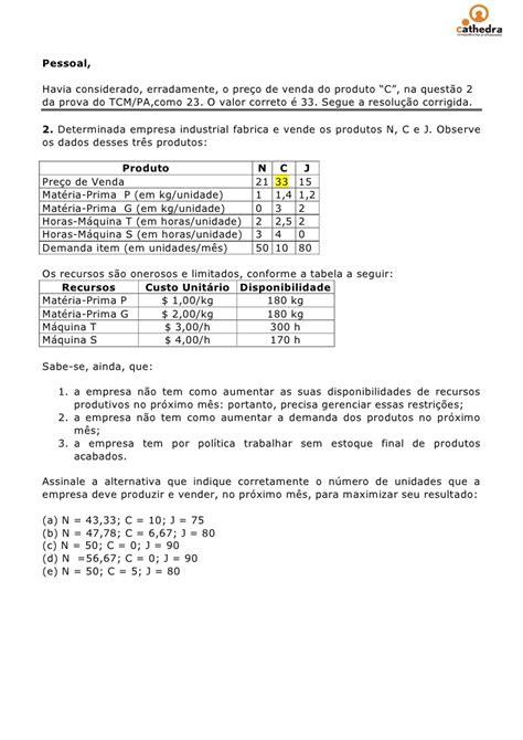 Exercicios resolvidos contabilidade aula 10 e cathedra icms-rj