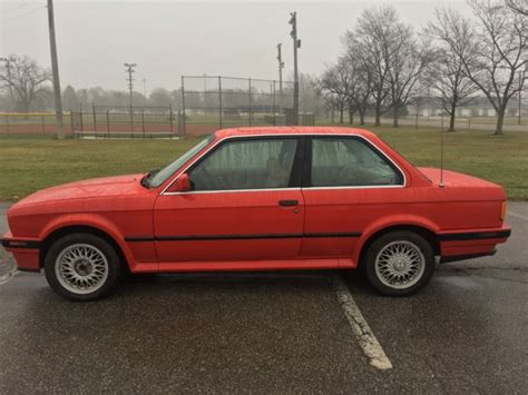download car manuals 1989 bmw 6 series interior lighting 1989 bmw 325ix e30 96707 miles brilliant red coupe 2 5l i6 manual awd for sale bmw 3 series