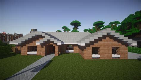 Chalet Style House by Galerie Plans De Maisons Pour Minecraft Edit Plans