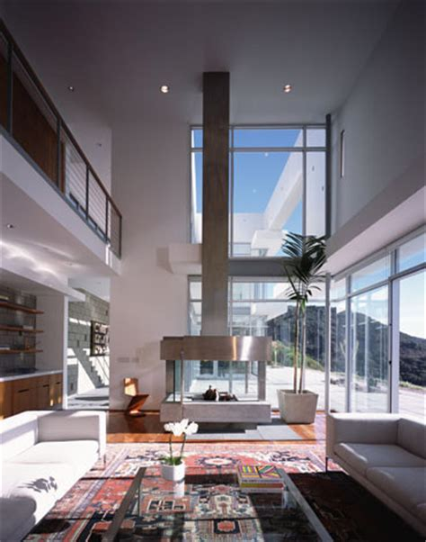 Living Room Doubles As Bedroom Kanner Architects