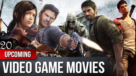 film gane video 20 upcoming movies based on video games 2015 19 youtube