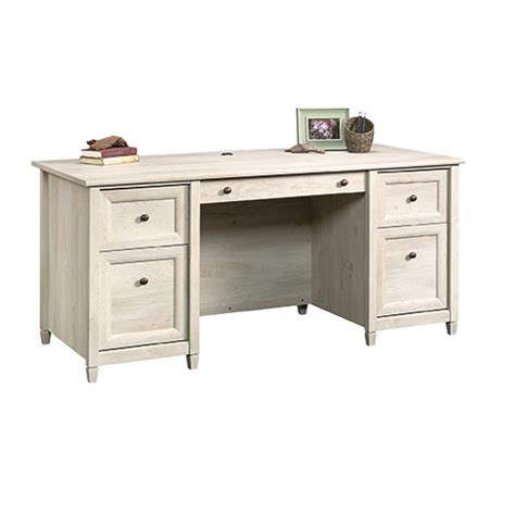 sauder edge water executive desk sauder edge water executive desk boscov s