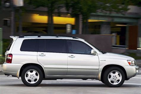2007 Toyota Highlander Reviews 2007 Toyota Highlander Reviews Specs And Prices Cars