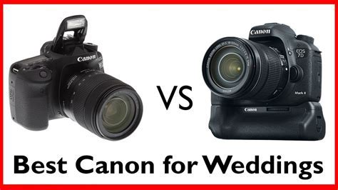 Best Canon DSLR for Wedding Photography India   80d vs 7d