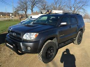 2006 Toyota 4runner Mpg 2006 Toyota 4runner Limited 4dr Suv 4wd W 4 0l V6 In Fort
