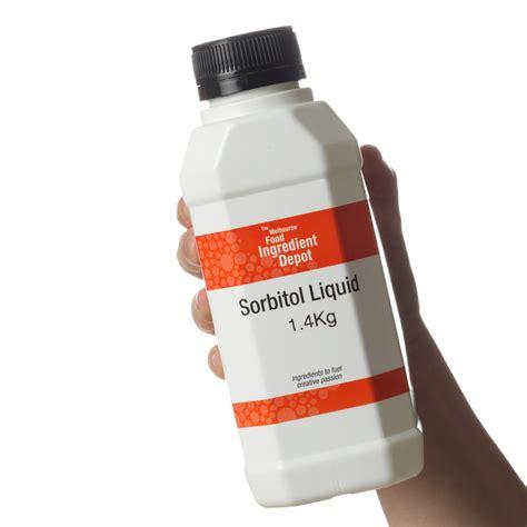 Sorbitol Liquid sorbitol liquid e420 the emlbourne food depot