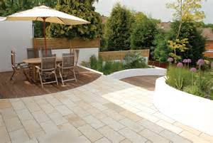 Backyard Patio Designs With Pavers Garden And Footpath Paving From Kent Blaxill Colchester