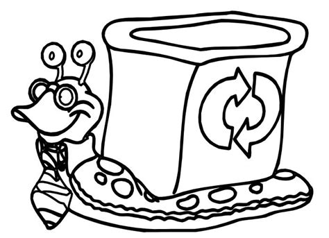 fun coloring pages clipart printable recycling signs free clipart best