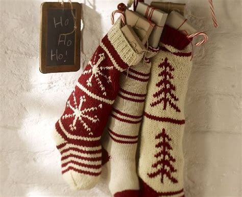 images of knitted christmas stockings knit christmas stockings love these christmas
