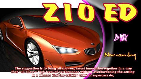 bmw z10 supercar bmw z10 ed bmw z10 ed rendering bmw z10 ed supercar
