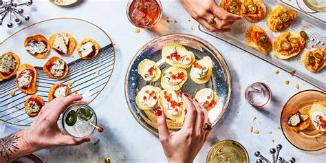 epicurious new year recipes potato chip appetizers are the cocktail food