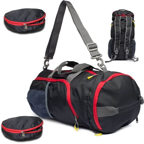 Foldable Backpack By foldable duffel backpack wedo bag
