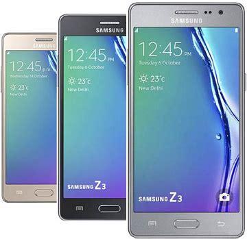 Hp Samsung Galaxy Z3 harga hp samsung z3 spesifikasi kelebihan kekurangan